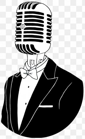 Applause - Microphone Stand-up Comedy Comedian Clip Art PNG