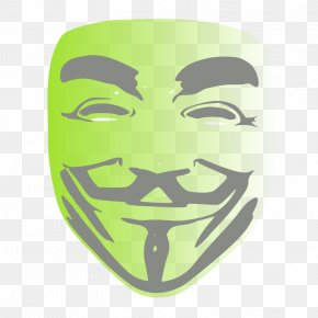 Anonymous - Anonymous Guy Fawkes Mask PNG