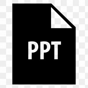 Ppt Icon - Icon Design Download PNG