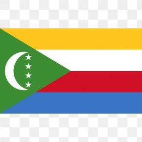Flag - Flag Of The Comoros National Flag Flag Of Mali PNG