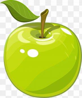 Cartoon Apple Material - Apple Cartoon PNG