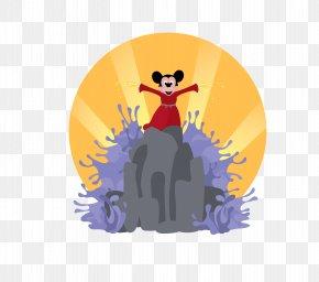 Mickey Mouse - Fantasmic! Mickey Mouse Disneyland Walt Disney World The Walt Disney Company PNG