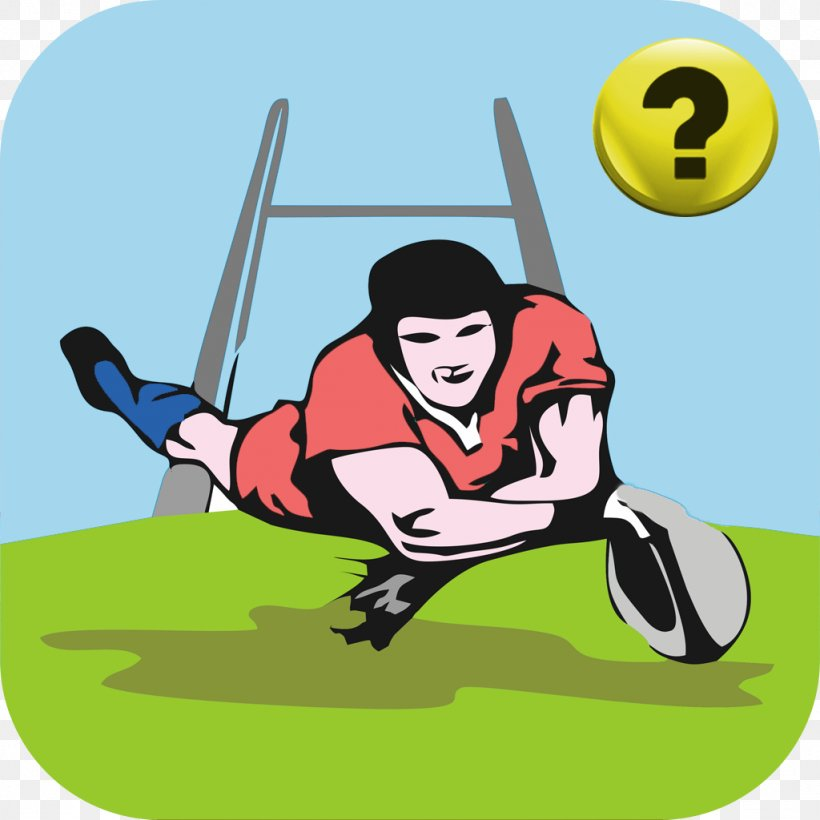 Rugby Union Try Clip Art Png 1024x1024px Rugby Art Ball Baseball Equipment Cartoon Download Free