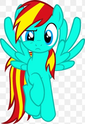 Excuse - Rainbow Dash Fluttershy Rarity Art Ponyville PNG