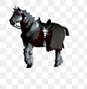 Warrior - Horse Pack Animal PNG