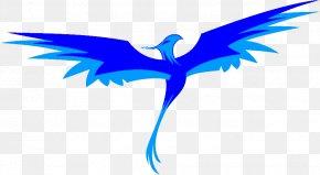 Blue Phoenix HD - Princess Celestia Princess Luna Phoenix Clip Art PNG