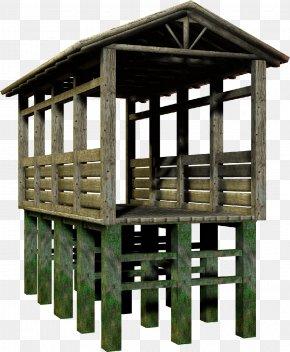 Sea Bridge Wooden Bridge Material Free To Pull - Puente De Madera Bridge Wood Deck PNG