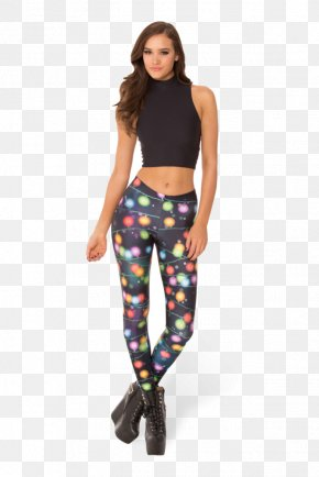 Fairy Lights - Leggings Pants Online Shopping Wholesale Clothing PNG