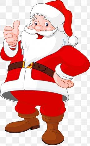 Transparent Santa Claus - Ready-to-use Santa Claus Illustrations Clip Art PNG