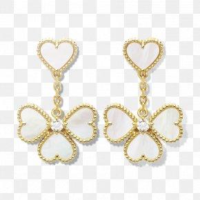 Jewellery - Van Cleef & Arpels Vintage Alhambra Earrings Woman Van Cleef & Arpels Vintage Alhambra Earrings Woman Jewellery Costume Jewelry PNG