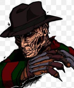 Horror - Freddy Krueger Jason Voorhees Drawing A Nightmare On Elm Street PNG