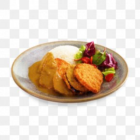 Fried Food Recipe - Dish Cuisine Food Ingredient Garnish PNG