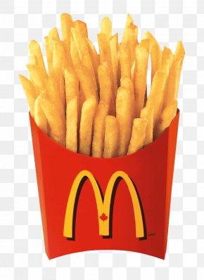 Fries PNG - McDonald's French Fries Hamburger Fast Food PNG