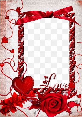Love Frame HD - Picture Frame Love Wallpaper PNG