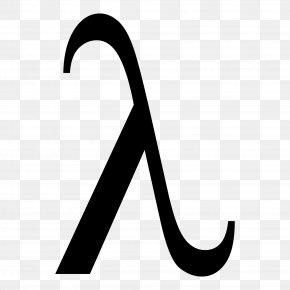 Physics - Lambda Calculus Symbol Anonymous Function Greek Alphabet PNG