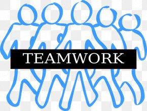 Team Building Clipart - Teamwork Free Content Clip Art PNG
