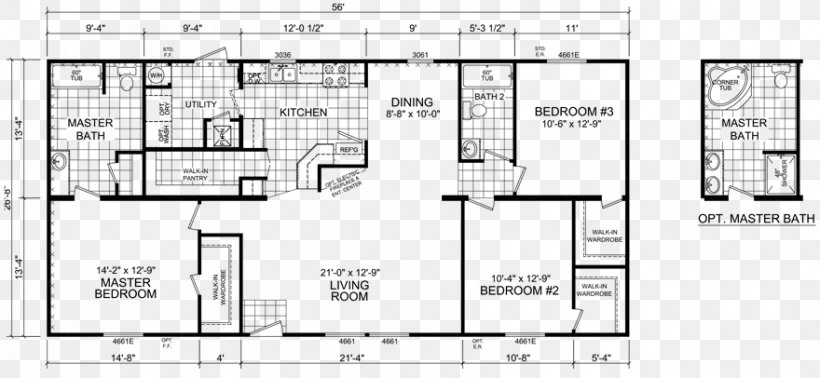 Floor Plan House Plan Mobile Home, PNG, 880x406px, Floor Plan, Area, Champion  Homes, Custom Home, DiagramFAVPNG.com