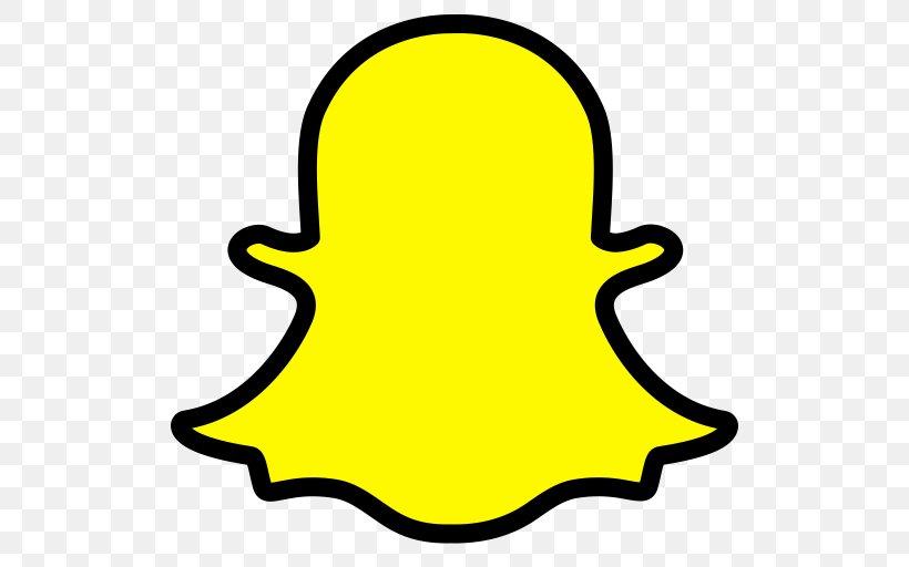 Social Media Snapchat Logo, PNG, 512x512px, Social Media, Android, Area ...