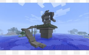 Colossus - Minecraft Forge Shadow Of The Colossus Video Game Mod PNG