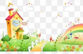 Happy Hut - Display Resolution Wallpaper Group Drawing Wallpaper PNG