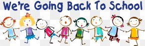 School Clipart - Student First Day Of School Academic Year Pre-school PNG