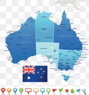 Map Of The Australian Plate - Perth United States Map Flag Of Australia PNG