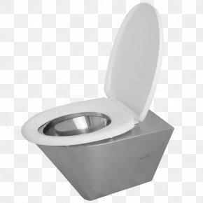 Toilet - Flush Toilet Toilet Seat Plumbing Fixture PNG