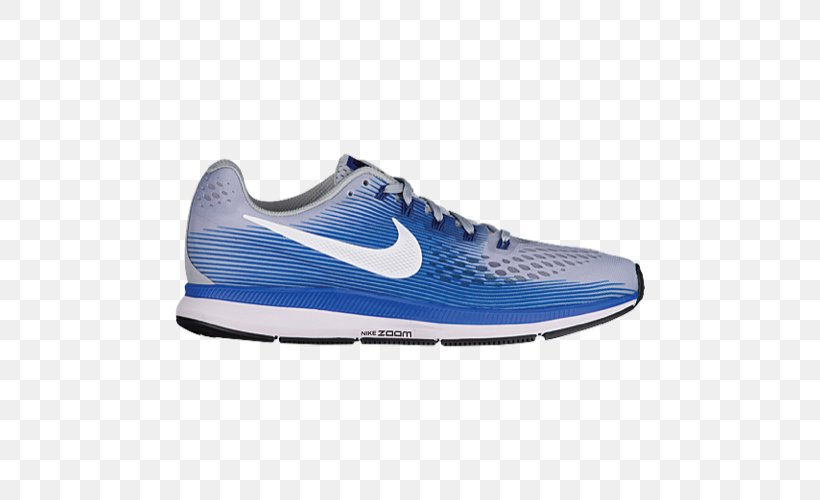 aumento por supuesto telegrama  Nike Air Zoom Pegasus 34 Men's Sports Shoes Foot Locker, PNG ...