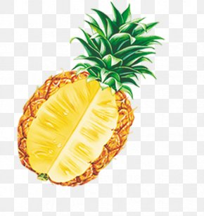 Pineapple - Pineapple Fruit PNG