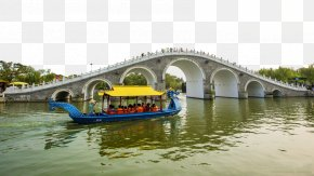 Qingming River Park - Along The River During The Qingming Festival PNG