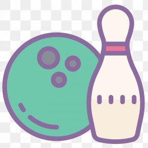 Purple Bowling Ball - Clip Art Kitzingen Page Image PNG