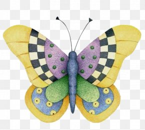 Butterfly - Person Idea Clip Art PNG