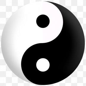 Yin Yang - Yin And Yang Tao Te Ching Symbol Meaning Clip Art PNG