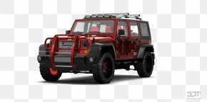 Jeep Wrangler Unlimited - Model Car Jeep Motor Vehicle Off-roading PNG