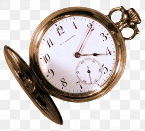 Clock - Clock Pocket Watch Clip Art PNG