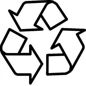 Recycling Symbol Printable - Paper Recycling Symbol Recycling Bin Clip Art PNG