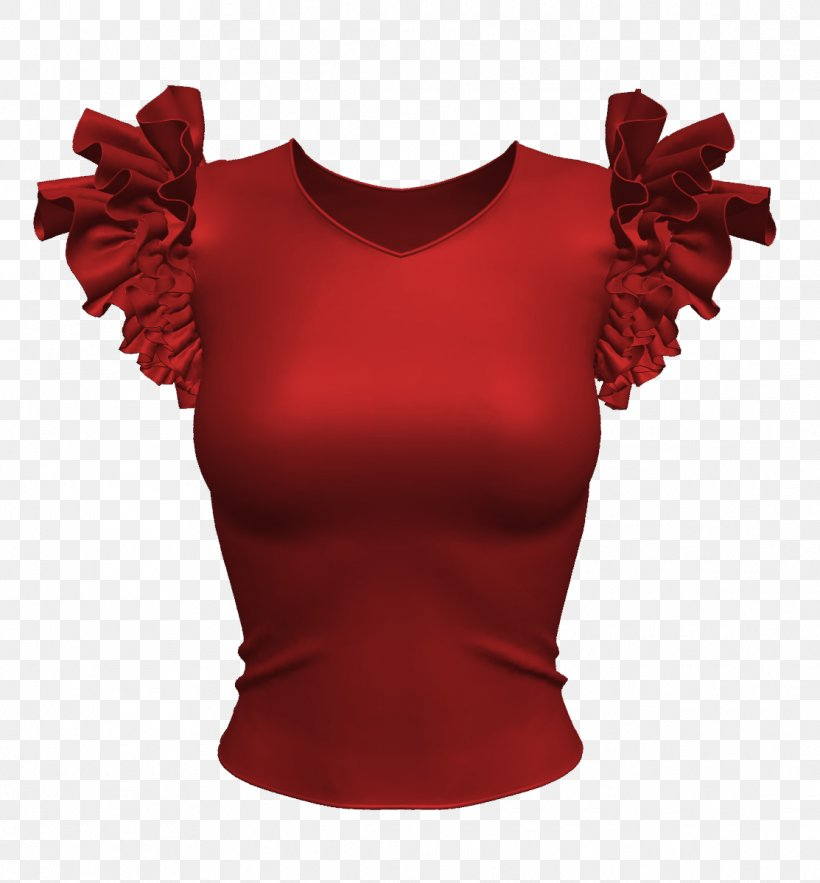 Ruffle T-shirt Clothing Designer, PNG, 1113x1199px, 3d Computer Graphics, Ruffle, Animation, Artist, Clothing Download Free