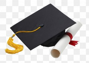 Graduation Headwear Equipment Element - Student Graduation Ceremony Academic Degree Graduate University College PNG