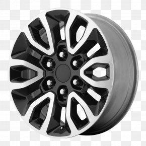 Wheel Rim - Car Rim Alloy Wheel Spoke PNG