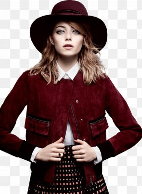 Emma Stone File - Emma Stone Hat Fashion Accessory Clothing PNG
