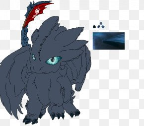Toothless - Dragon Cartoon Legendary Creature PNG