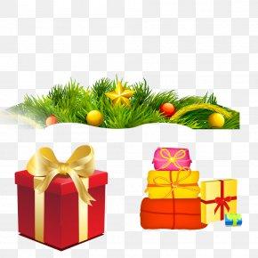 Creative Christmas - Gift Box Christmas Gratis PNG