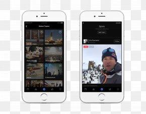 Smartphone - Smartphone Facebook, Inc. Facebook Live Feature Phone PNG