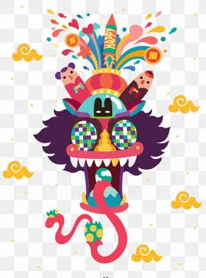Chinese New Year - Chinese New Year New Years Eve Illustration PNG