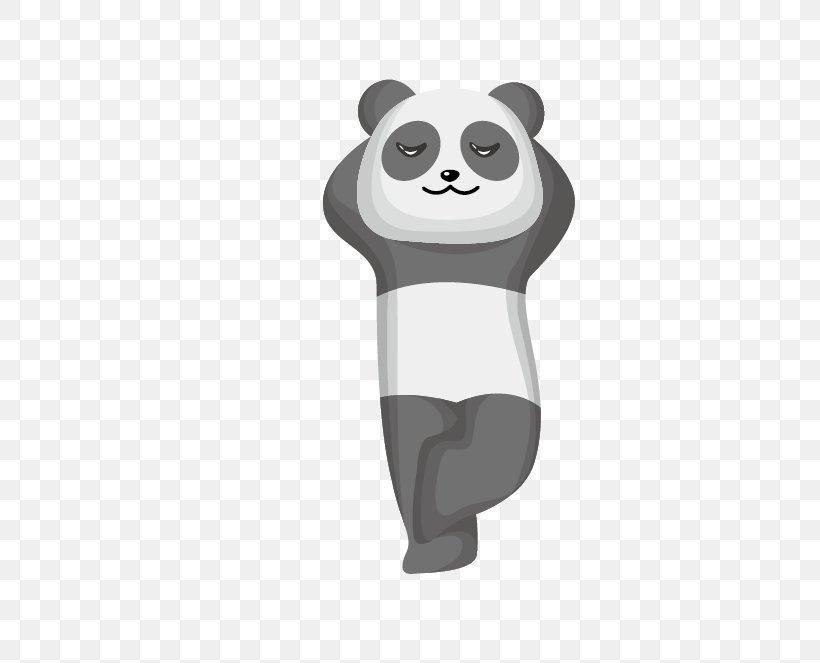 Giant Panda Cartoon Bear, PNG, 431x663px, Giant Panda, Animal, Animation, Bear, Bigstock Download Free