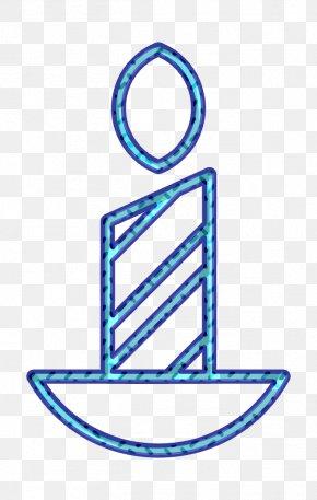 Symbol Light Icon - Candle Icon Christmas Icon Decor Icon PNG