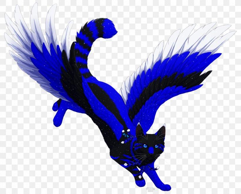 DeviantArt Cat Digital Art Feather Cobalt Blue, PNG, 996x802px, Deviantart, Beak, Blue, Cat, Cobalt Blue Download Free