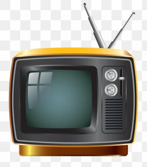 TV Set - Royalty-free Euclidean Vector Icon PNG