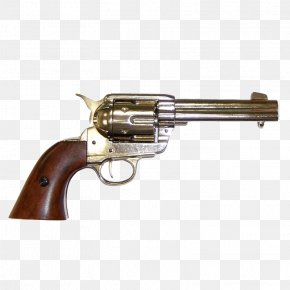Colt Single Action Army Revolver Firearm .45 Colt .357 Magnum PNG