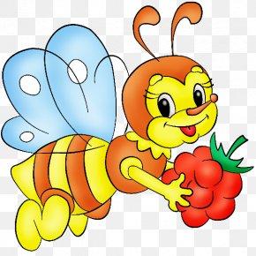 Honey And Bee Design Vector Material Free Download - Honey Bee Maya Bumblebee Clip Art PNG